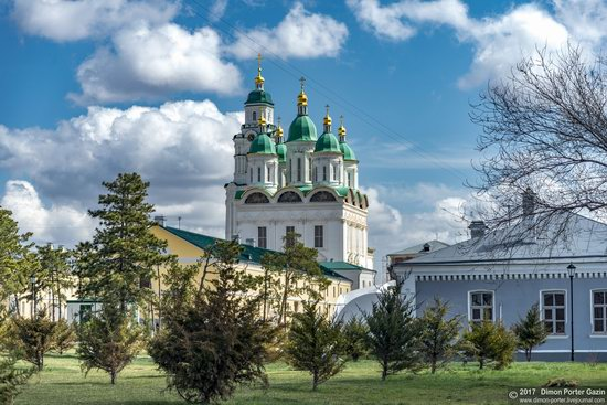Kremlin in Astrakhan, Russia, photo 17