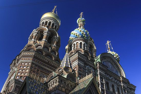 Boat trip along the canals of St. Petersburg, Russia, photo 9