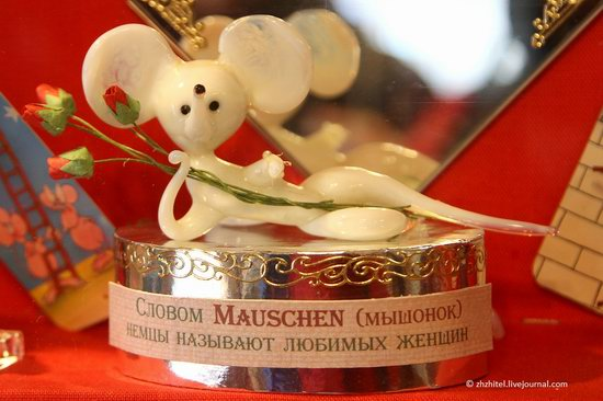 Mouse Museum in Myshkin, Russia, photo 14
