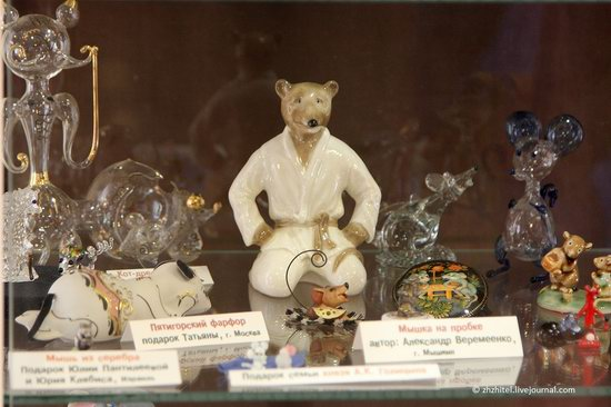 Mouse Museum in Myshkin, Russia, photo 6