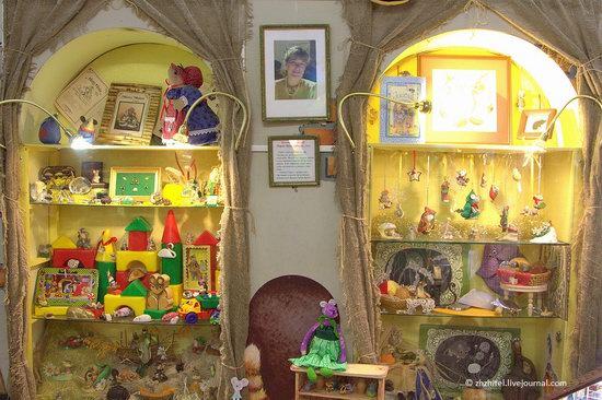 Mouse Museum in Myshkin, Russia, photo 7
