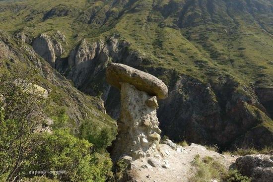 Stone mushrooms of Akkurum, Altai Republic, Russia, photo 14