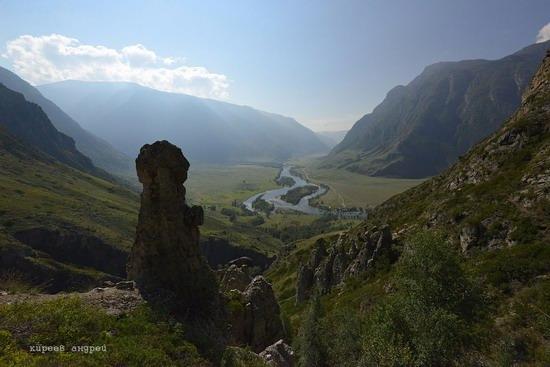Stone mushrooms of Akkurum, Altai Republic, Russia, photo 3
