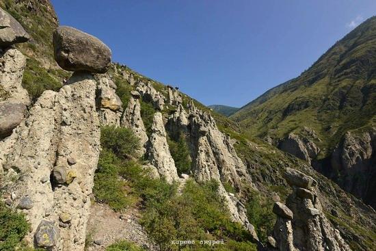 Stone mushrooms of Akkurum, Altai Republic, Russia, photo 7