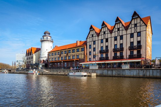 Boat trip in Kaliningrad, Russia, photo 10