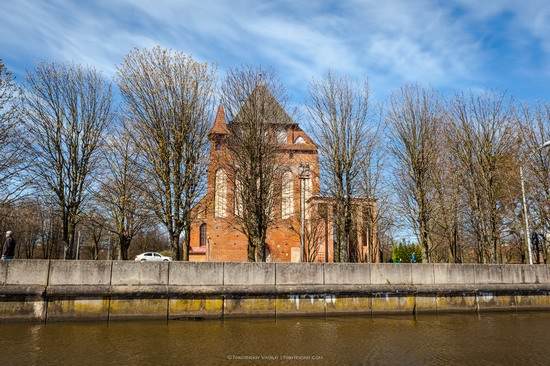 Boat trip in Kaliningrad, Russia, photo 11