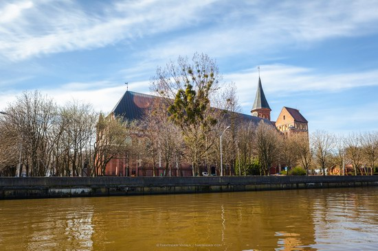 Boat trip in Kaliningrad, Russia, photo 12