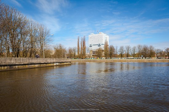 Boat trip in Kaliningrad, Russia, photo 13