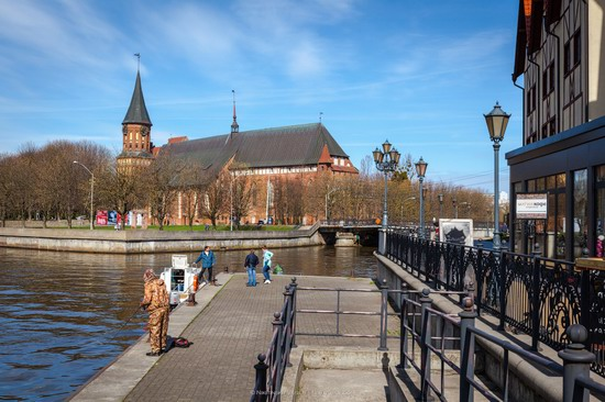 Boat trip in Kaliningrad, Russia, photo 2
