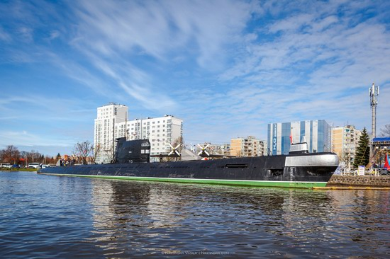 Boat trip in Kaliningrad, Russia, photo 20