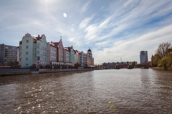 Boat trip in Kaliningrad, Russia, photo 4