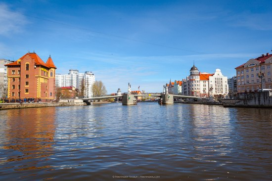 Boat trip in Kaliningrad, Russia, photo 6