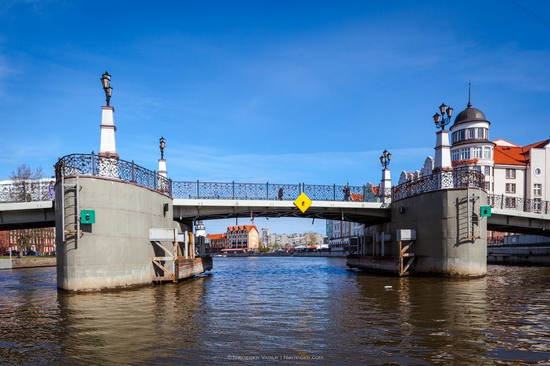 Boat trip in Kaliningrad, Russia, photo 7