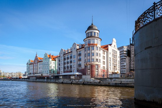 Boat trip in Kaliningrad, Russia, photo 8