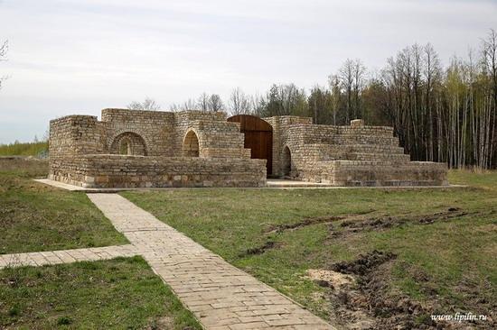 Bulgarian museum-reserve, Tatarstan, Russia, photo 3