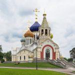 Church of the Holy Igor of Chernigov in Peredelkino