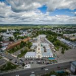 Kolomna – the view from above