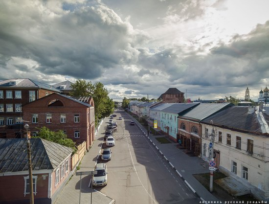 Kolomna, Russia - the view from above, photo 15