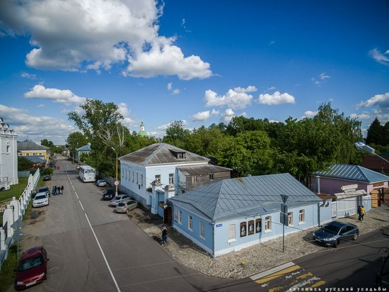 Kolomna, Russia - the view from above, photo 18