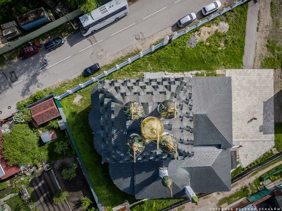 Kolomna, Russia - the view from above, photo 20