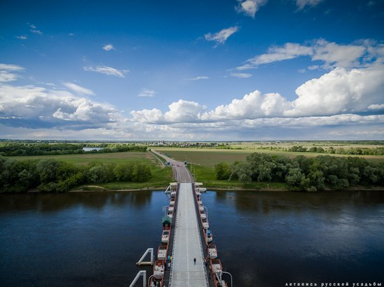 Kolomna, Russia - the view from above, photo 21
