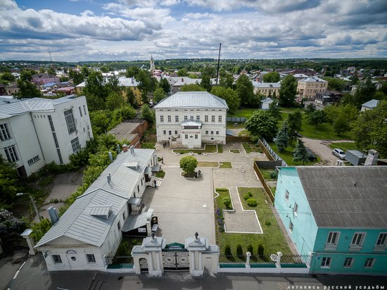 Kolomna, Russia - the view from above, photo 3