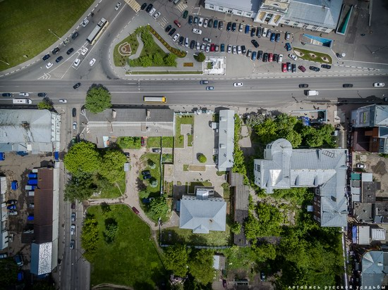 Kolomna, Russia - the view from above, photo 4