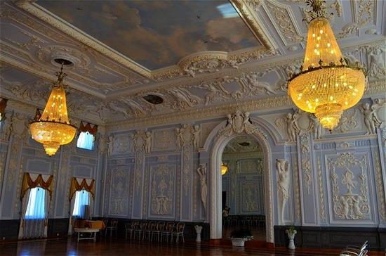 Most beautiful house in Nizhny Novgorod, Russia, photo 11