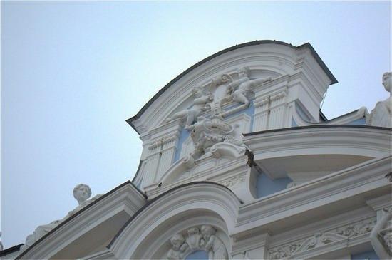 Most beautiful house in Nizhny Novgorod, Russia, photo 6