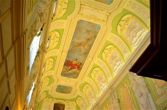 Most beautiful house in Nizhny Novgorod, Russia, photo 9