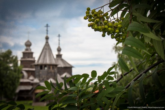 Museum of wooden architecture in Suzdal, Russia, photo 1