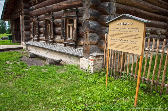 Museum of wooden architecture in Suzdal, Russia, photo 10