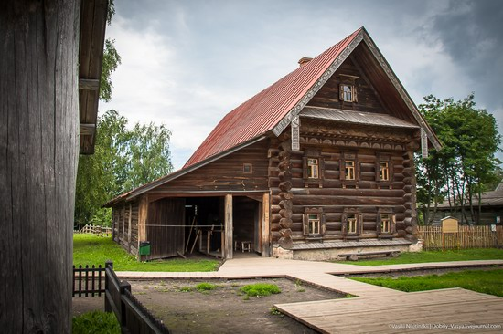 Museum of wooden architecture in Suzdal, Russia, photo 11