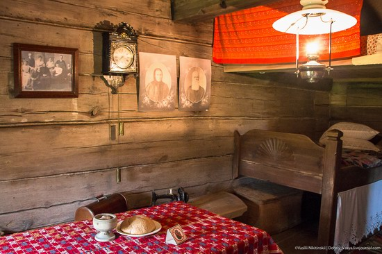 Museum of wooden architecture in Suzdal, Russia, photo 15