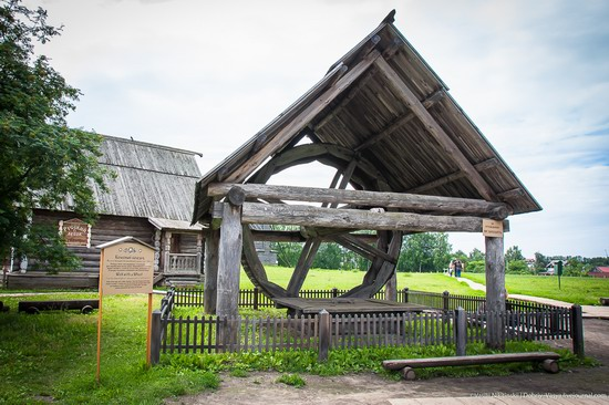 Museum of wooden architecture in Suzdal, Russia, photo 16