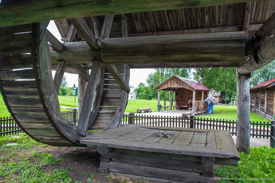 Museum of wooden architecture in Suzdal, Russia, photo 17