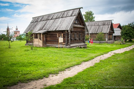 Museum of wooden architecture in Suzdal, Russia, photo 18