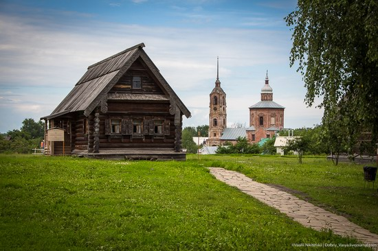 Museum of wooden architecture in Suzdal, Russia, photo 19