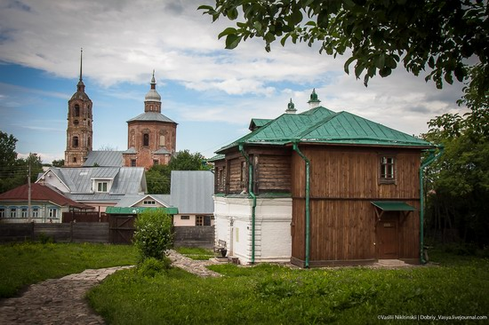 Museum of wooden architecture in Suzdal, Russia, photo 20
