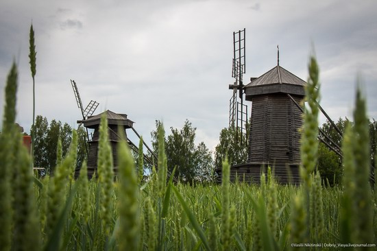 Museum of wooden architecture in Suzdal, Russia, photo 21