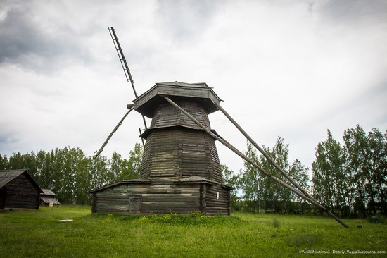 Museum of wooden architecture in Suzdal, Russia, photo 22