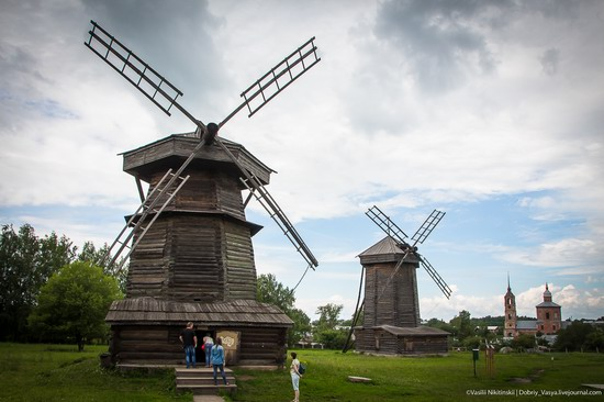 Museum of wooden architecture in Suzdal, Russia, photo 23