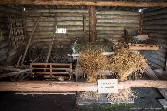 Museum of wooden architecture in Suzdal, Russia, photo 7