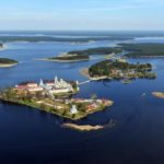 Nilova Pustyn – a monastery in the middle of the lake