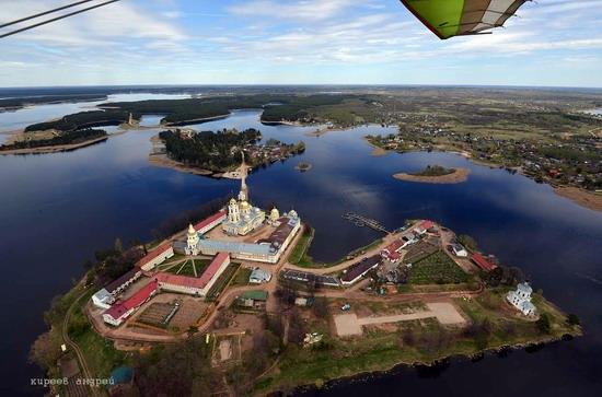 Nilova Pustyn Monastery, Tver region, Russia, photo 10