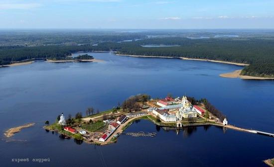 Nilova Pustyn Monastery, Tver region, Russia, photo 11