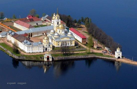 Nilova Pustyn Monastery, Tver region, Russia, photo 12