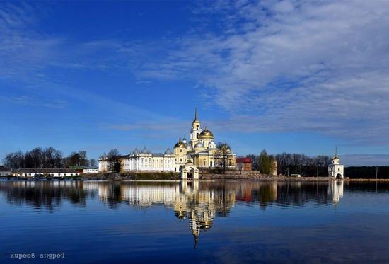 Nilova Pustyn Monastery, Tver region, Russia, photo 13