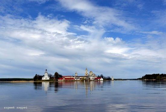 Nilova Pustyn Monastery, Tver region, Russia, photo 14
