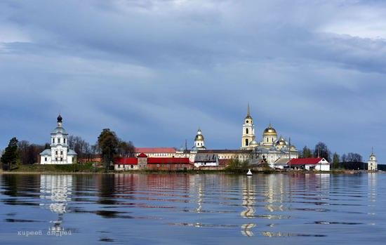 Nilova Pustyn Monastery, Tver region, Russia, photo 15